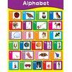 Frank Schaffer Publications/Carson Dellosa Publications Alphabet Laminated Chart (Set of 2)