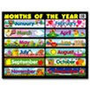 Frank Schaffer Publications/Carson Dellosa Publications Months of The Year Chart (Set of 3)