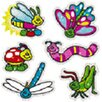 Frank Schaffer Publications/Carson Dellosa Publications Dazzle Bugs Sticker