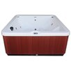 Home and Garden Spas 5 Person 19-Jet Home and Garden Lounger Spa