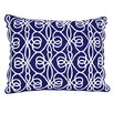 The Sandor Collection Entwined Throw Pillow