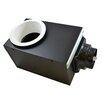 Aero Pure Fan-in-a-Can 80 CFM Energy Star Bathroom Fan with Light