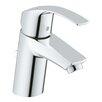 Grohe New Eurosmart Single Handle Centerset Faucet with Pop Up Drain