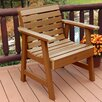 Highwood USA Weatherly Garden Chair
