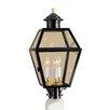"Norwell Lighting Lexington 3 Light 22"" Outdoor Post Lantern"