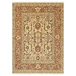 Vincent Hand Knotted Stone Mist Area Rug Wayfair