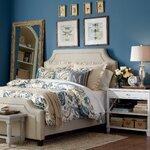 Birch Lane Parker Upholstered Bed
