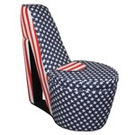 Ore Furniture High Heels Storage Side Chair Amp Reviews