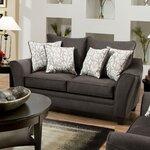 Wildon Home 174 Flannel Seal Sofa Amp Reviews Wayfair