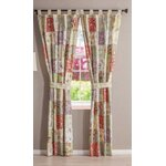 Greenland Home Fashions Waterfall Curtain Panel Amp Reviews