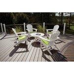 Trex Cape Cod Folding 6 Piece Adirondack Seating Group