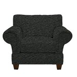 Simplicity Sofas Megan Quick Assembly Chair And A Half