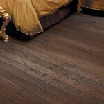 Hickory Forge 5 Quot Engineered Hickory Hardwood Flooring In