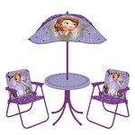 Levels Of Discovery Princess Kids 3 Piece Table And Chair Set Amp Reviews Wayfair