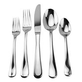 Georgia 20 Piece Flatware Set