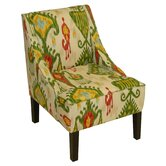 Swoop Cotton Armchair