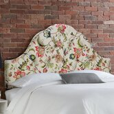 Tufted Brissac High Arch Upholstered Headboard