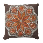 Global Bazaar Julia Linen Throw Pillow