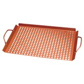 Nonstick Grill Grid Rack with Handles