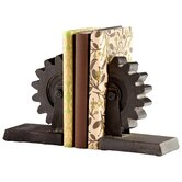 Cyan Design Bookends