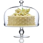 Michelangelo Footed Cake Stand