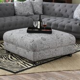 Emerald Home Furnishings Ottomans