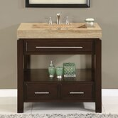"Chester 36"" Single Bathroom Vanity Set"