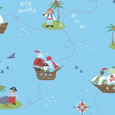 Brewster Home Fashions Children's Wallpaper