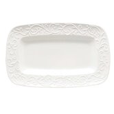 Opal Innocence Carved Hors D'oeuvres Rectangular Cheese Tray