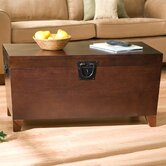 Cascade Trunk Coffee Table with Lift Top