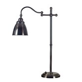 "Alexander 26"" H Table Lamp with Bowl Shade"