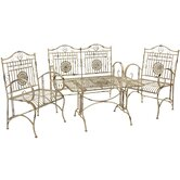 Oriental Furniture Outdoor Conversation Sets