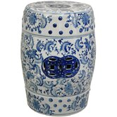 Oriental Furniture Accent Stools