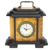 Oriental Furniture Mantel & Tabletop Clocks