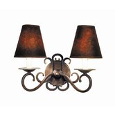 Montgomery 2 Light Wall Sconce