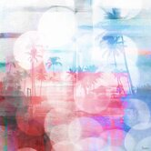 Paradise Found - Art Print on Premium Canvas