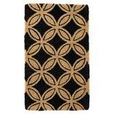 Doormats Geometric Coir Mat