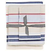 Classic Stars and Stripes 240 Thread Count Sheet Set