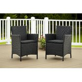 Cosco Home and Office Outdoor Dining Chairs