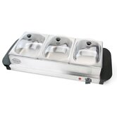 Nostalgia Electrics Chafing Dishes & Buffet Accessories