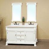 """Kendall 60"""" Double Bathroom Vanity Set"""
