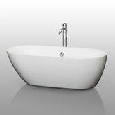 "Melissa 65"" x 31.25"" Soaking Bathtub"