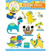 Creative Motion Wall Stickers
