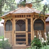 Outdoor Living Today Gazebo or Pergola Accessories