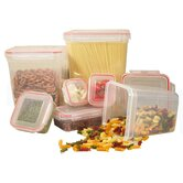14 Piece Lock & Seal Food Storage Container Set