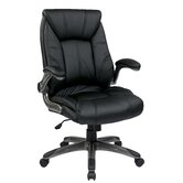 Office Star Leather Chairs