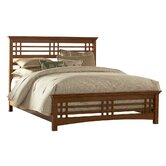 Avery Slat Panel Bed