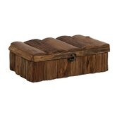 Classy and Trendy Wooden Box