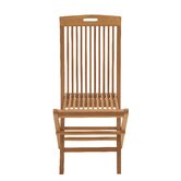 Woodland Imports Folding Chairs