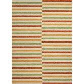 Coastal Living(R) I-O Marigold Stripe Indoor/Outdoor Rug
